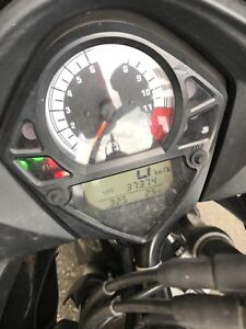 2003 Suzuki sv 650 full fairing