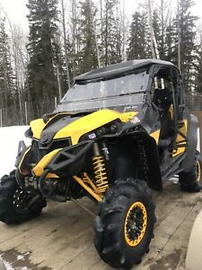 2013 CAN AM MAVERICK 1000 and TRAILER open to trades