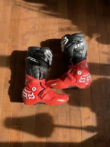 Basically brand new fox instincts limited edition size 12