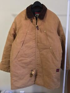 Tough Duck Insulated winter work jacket