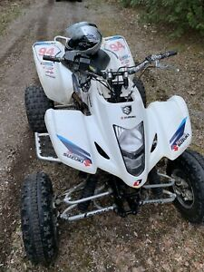 Ltz 400 Suzuki Buy A New Or Used Atv Or Snowmobile Near Me In