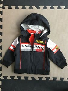 NEW Lightning McQueen Spring Jacket Size 12 months