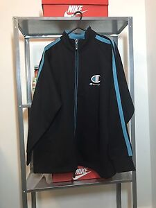 CHAMPION TRACK JACKET Essendon Moonee Valley Preview