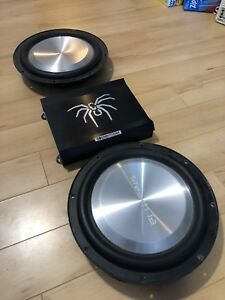 Sound stream subwoofers