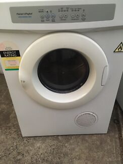 Fisher and paykel 5kg dryer