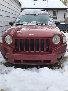 2007 Jeep Compass *Saftied*