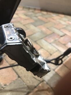Crankbrothers mallet pedals