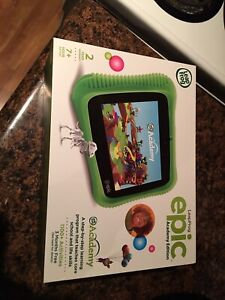 LeapFrog Epic Academy Edition - English Edition