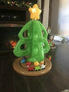 Play xmas tree for toddlers