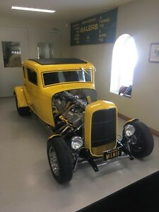 1932 Chev 5 Window Deuce Coupe