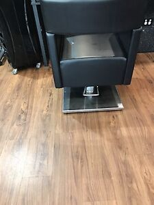 Hydronic hairdressing chairs Fingal Head Tweed Heads Area Preview
