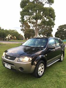 Ford Territory 2005{RWC & 10 month REGO}7 seater car & On GAS & PETROL Oakleigh Monash Area Preview