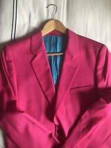 Versace x H&M Hot Pink Blazer