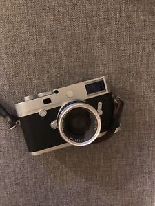 Leica M10 Silver Perfect Condition