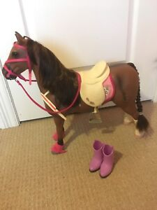Horse for 18 inch doll