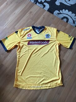 Wanted: Central coast mariners jersey