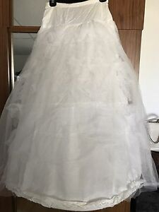 Wedding dress hoop petticoat Two Wells Mallala Area Preview