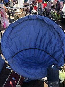 Moon Camping Camp Chairs x2 Set /Pair