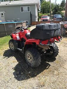 2008 can-am 800