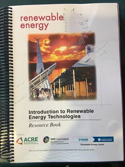 INTRODUCTION TO RENEWABLE ENERGY TECHNOLOGY