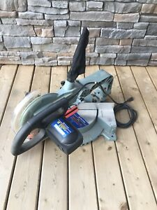 """king 10"""" Compound Sliding Mitre Saw with Laser marking"""