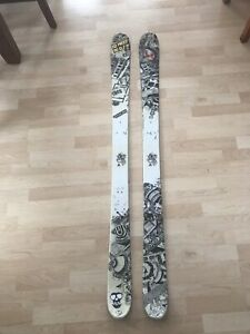 K2 Press Twin Tip Skis