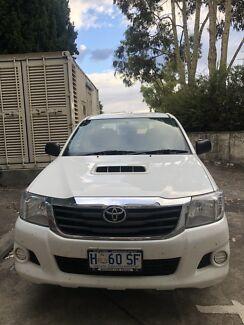 Toyota Hilux 150 SR dual cab Carlton Sorell Area Preview