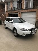 Subaru Outback Chifley Woden Valley Preview