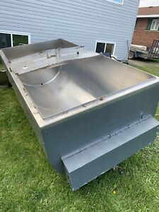 600 gallon insulated cooling tank