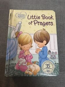 Little book of Prayers - board book for baby / toddler