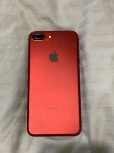 iPhone 7 Plus Limited Edition Red series 128gb
