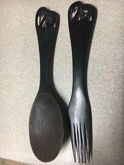 African utensils