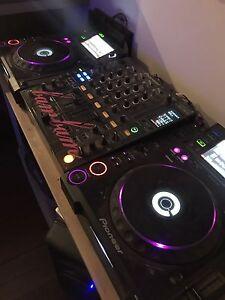 CDJ 2000 DJM 800 PIONEER PRO DJ Northgate Brisbane North East Preview