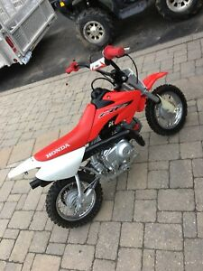 2014 Honda crf50 with ownership
