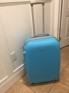 "Polo 27"" hard shell luggage"