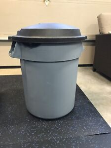 Large garbage container