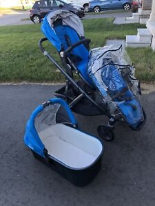Uppababy Vista 2017 Double Stroller