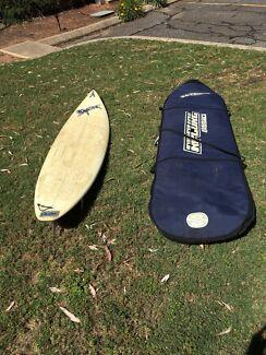 Surfboard 6'7