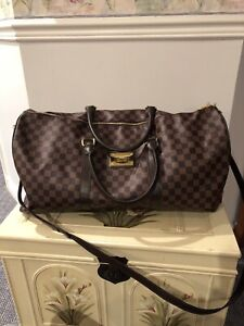 Louis Vuitton Duffle bag & knapsack NEED GONE