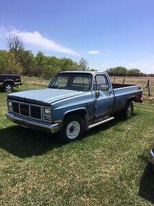 1985 GMC C20