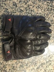 Triumph leather Motorcycle Gloves