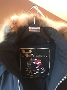 NEW Moose Knuckles Bomber Large