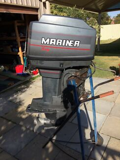 60hp Outboard Mariner Safety Bay Rockingham Area Preview