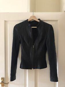 kookai leather jacket  1dbf2028a