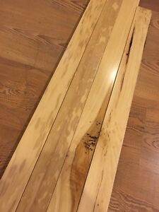 330 sq ft hickory hardwood flooring 3/4 x 2 1/4