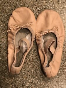 Bloch Ballet shoes size 12D