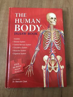 Human Body Jigsaw Puzzle book