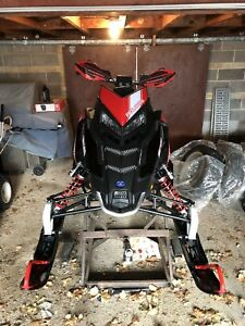2015 Polaris Axys Rush 800