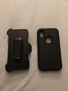 iPhone X Otter Box Defender Case