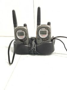 Cobra two way radios